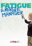 "Cover der Brosch�re ""Fatigue Manager"" (2. Auflage)"