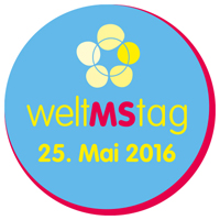 Button  / Picbadge zum Welt Multiple Sklerose Tag 2016