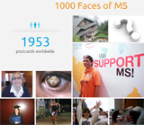 World MS Day: Triff 1.000 Gesichter der MS